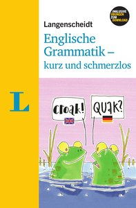 Langenscheidt Englische Grammatik - kurz und schmerzlos