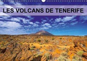 LES VOLCANS DE TENERIFE (Calendrier mural 2015 DIN A3 horizontal