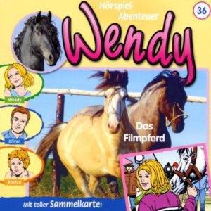 Wendy 36. Das Filmpferd. CD