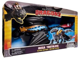Dreamworks Dragons Giant Toothless, ca. 58 cm