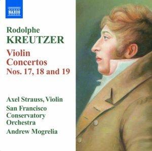 Violinkonzerte 17-19