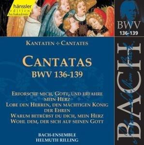 Kantaten BWV 136-139