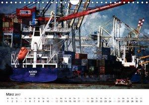 Silberstein porträtiert Hamburg (Wandkalender 2017 DIN A4 quer)