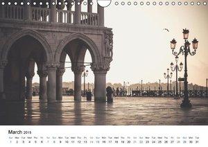 Venice - Silent views (Wall Calendar 2015 DIN A4 Landscape)