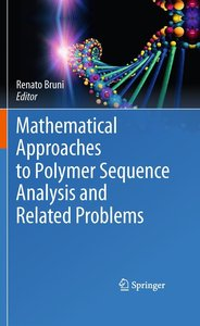 Mathematical Approaches to Polymer Sequence Analysis and Related