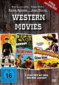 Western Movies (3 Filme)