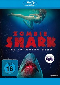 Zombie Shark-The Swimming Pool