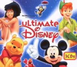 The Ultimate Disney 3-CD Box (Englisch)
