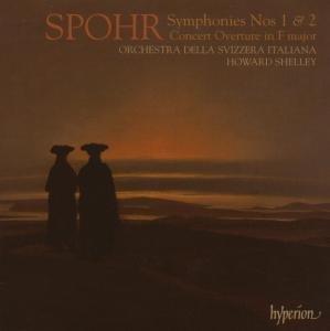 Sinfonien 1 & 2/Konzertouvert.