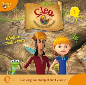 (1)Original Hörspiel z.TV-Serie-Höhlenmalereien