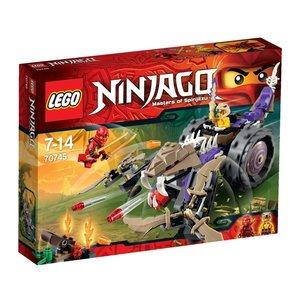 LEGO® 70745 - Ninjago Ancondrai Bodenfahrzeug
