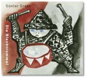 Grass, G: Grass liest Blechtrommel/23CDs