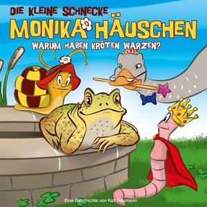 Schnecke Monika Häuschen 31. Warum haben Kröten Warzen?