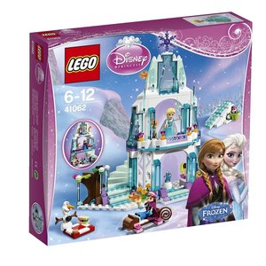LEGO 41062 - Disney Princess: Elsas funkelnder Eispalast