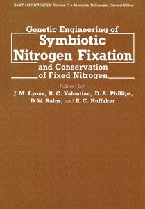 Genetic Engineering of Symbiotic Nitrogen Fixation and Conservat