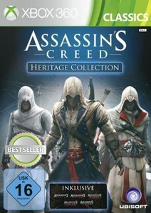 Assassins Creed - Heritage Collection - XBOX CLASSICS