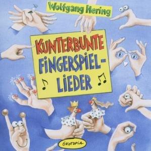 Kunterbunte Fingerspiel-lieder