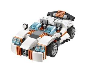 LEGO Creator 31034 - Zukunftsflieger, 3in1: Roboter, Jet, Sportw