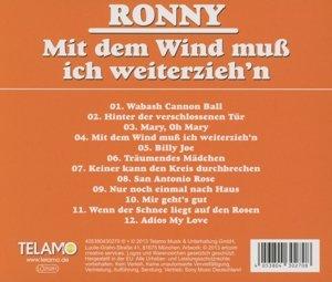 Das LP-Original jetzt auf CD: Mit dem Wind muss ic