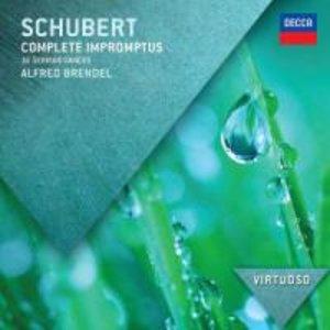 4 Impromptus D 899,D 935/16 Deutsche Tänze D 783