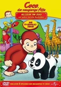 Coco, der neugierige Affe Teil 1. Allein im Zoo und andere tier
