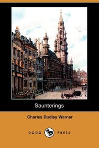 SAUNTERINGS (DODO PRESS)