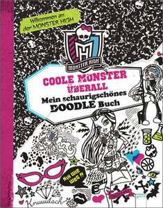 Monster High. Coole Monster überall