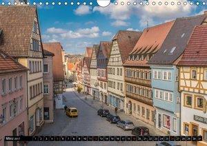 Ochsenfurt im Süden des Maindreiecks (Wandkalender 2017 DIN A4 q