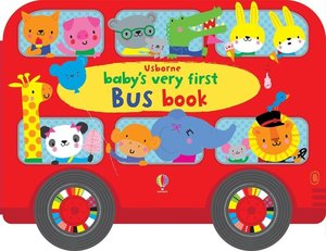 Baby\'s Very First Bus Book