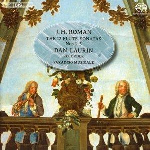 Sonaten für Flöte und B.c.