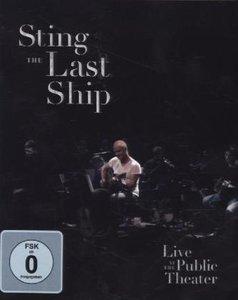The Last Ship - Live at the Public Theatre 2013