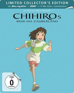 Chihiros Reise ins Zauberland BD+DVD (Limited St