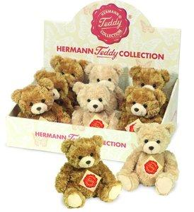 Teddy Hermann 91122 - Teddy 2-farbig, 20 cm, sortiert, einzeln