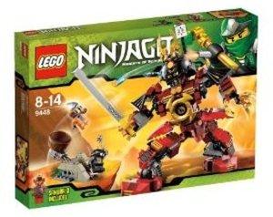 LEGO® Ninjago 9448 - Samurai-Roboter