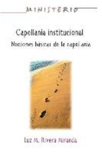 Capellan a Institucional - Ministerio Series Aeth