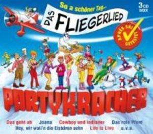 Partykracher-Das Fliegerlied