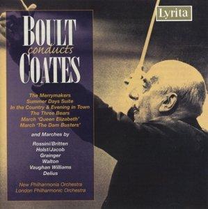 Coates/Orchestral Works