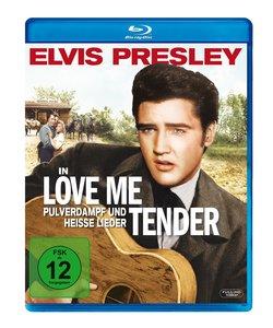 Love me Tender - Pulverdampf und heisse Lieder