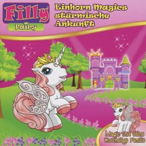 12/Fairy-Einhorn Magics stürmische Ankunft