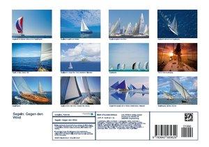 Segeln: Gegen den Wind (Posterbuch DIN A4 quer)