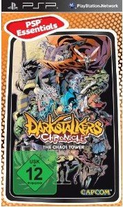 Darkstalkers Chronicle: The Chaos Tower (Essentials)
