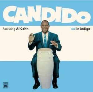 Candido Featuring Al Cohn/In Indigo