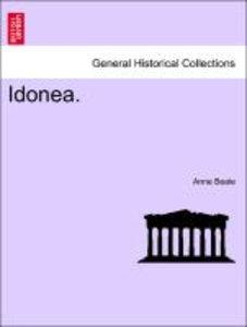 Idonea. Vol. II