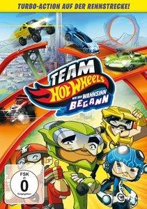 Team Hot Wheels-Wie der Wahnsinn began