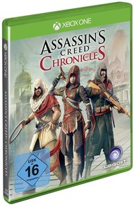Assassins Creed - Chronicles (China, Indien, Russland)