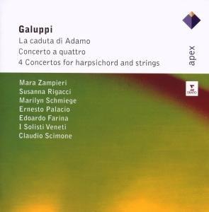 Concerto A Quattri/La Caduta Di Adamo/4 Concer