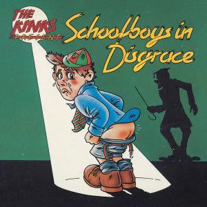Schoolboys In Disgrace (Re-Release)