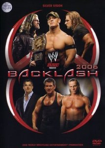 WWE - Backlash 2006
