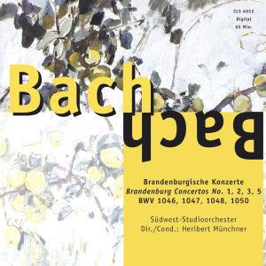 Brandenburgische Konzerte 1-5