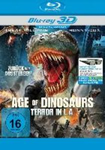 Age of Dinosaurs 3D (Blu-ray 3D)